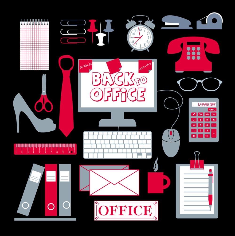 Organisation de lentreprise bureau de secrétaire administrative