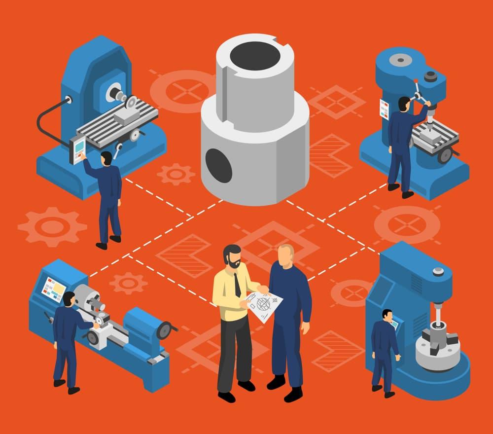 controleur fabrication mécanique formation en ligne