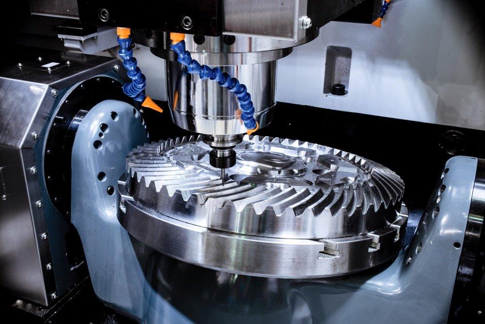 machine a commande numérique usinage et suivi de la production